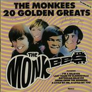 Click here for more info about 'The Monkees - 20 Golden Greats - Autographed'