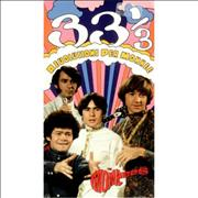 Click here for more info about 'The Monkees - 33 & 1/3 - Thirty Three & A Third'