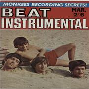 Click here for more info about 'The Monkees - Beat Instrumental Monthly No. 47'