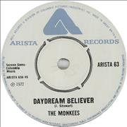 Click here for more info about 'The Monkees - Daydream Believer'