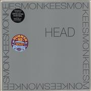 Click here for more info about 'The Monkees - Head - 140gm Silver Vinyl - Sealed'
