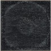 The Monkees Head - Original - Silver Sleeve - VG/EX USA vinyl LP