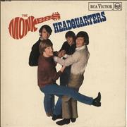 Click here for more info about 'The Monkees - Headquarters - 1st'