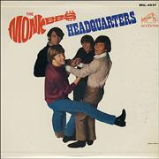 Click here for more info about 'The Monkees - Headquarters - Mono'