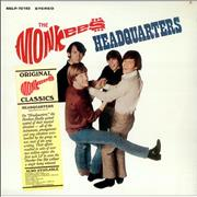 Click here for more info about 'The Monkees - Headquarters - Sealed'