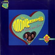 Click here for more info about 'The Monkees - Heart And Soul - Green Marbled Vinyl'