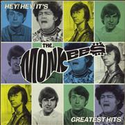 Click here for more info about 'The Monkees - Hey! Hey! It's The Monkees Greatest Hits'