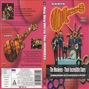 Click here for more info about 'The Monkees - Hey, Hey We're The Monkees - Their Incredible Story'