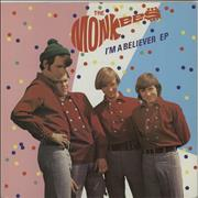 Click here for more info about 'The Monkees - I'm A Believer EP'