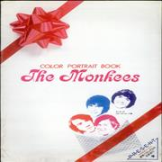 Click here for more info about 'The Monkees - Japanese Tour 1981 - Portrait Book'
