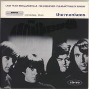 Click here for more info about 'The Monkees - Last Train To Clarksville'