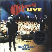 Click here for more info about 'The Monkees - Live The Mike & Micky Show'