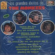 Click here for more info about 'The Monkees - Los Grandes Exitos De The Monkees'