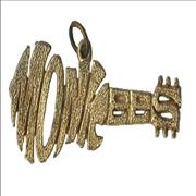 Click here for more info about 'The Monkees - Monkees Guitar Logo Pendant'