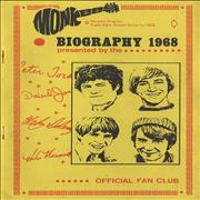 Click here for more info about 'The Monkees - Monkees Monthly - Issues 4 to 22 + Bio'