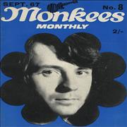 Click here for more info about 'The Monkees - Monkees Monthly - Quantity Of Five'