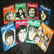 Click here for more info about 'The Monkees - Monkees Monthly - The First Eight'