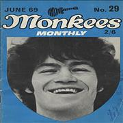Click here for more info about 'The Monkees - Monkees Monthly #29'
