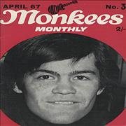 Click here for more info about 'The Monkees - Monkees Monthly #3'