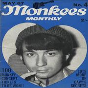 Click here for more info about 'The Monkees - Monkees Monthly #4'