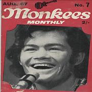 Click here for more info about 'The Monkees - Monkees Monthly #7'