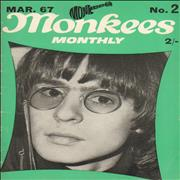 Click here for more info about 'The Monkees - Monkees Monthly No. 2'