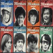 Click here for more info about 'The Monkees - Monkees Monthly'
