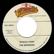 Click here for more info about 'The Monkees - Monkees' Theme'