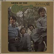 Click here for more info about 'The Monkees - More Of The Monkees - 1st - EX'