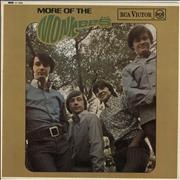 Click here for more info about 'The Monkees - More Of The Monkees - 1st - VG'