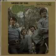 Click here for more info about 'The Monkees - More Of The Monkees - 1st'