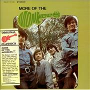 Click here for more info about 'The Monkees - More Of The Monkees - Sealed'
