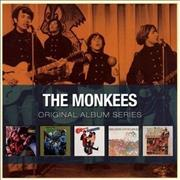 Click here for more info about 'The Monkees - Original Album Series'