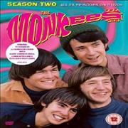 Click here for more info about 'The Monkees - Season 2: Box Set'