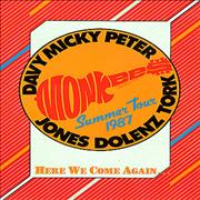 Click here for more info about 'The Monkees - Summer Tour 1987'