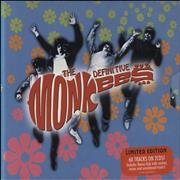 Click here for more info about 'The Monkees - The Definitive Monkees'