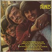 Click here for more info about 'The Monkees - The Monkees - 1st - EX'
