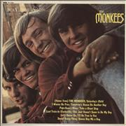 Click here for more info about 'The Monkees - The Monkees - VG'