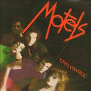 Click here for more info about 'The Motels - Total Control'