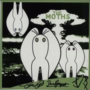 Click here for more info about 'The Moths - Games - Autographed'