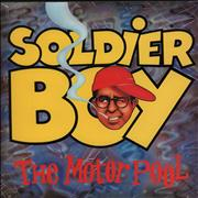 Click here for more info about 'The Motor Pool - Soldier Boy'