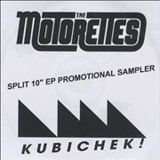Click here for more info about 'The Motorettes - Relax It's The 80's'
