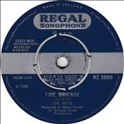 Click here for more info about 'The Move - Fire Brigade - 4 Prong'