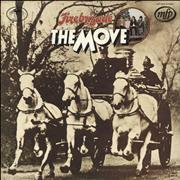 Click here for more info about 'The Move - Fire Brigade - Textured sleeve'