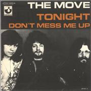 Click here for more info about 'The Move - Tonight'