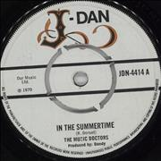Click here for more info about 'The Music Doctors - In The Summertime'