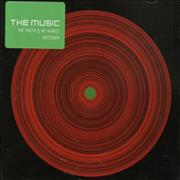 Click here for more info about 'The Music - The Truth Is No Words'