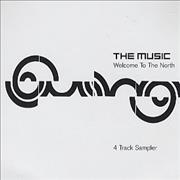 Click here for more info about 'The Music - Welcome To The North - Sampler'