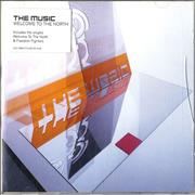 Click here for more info about 'The Music - Welcome to the North'
