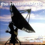 Click here for more info about 'The Mutton Birds - She's Been Talking'